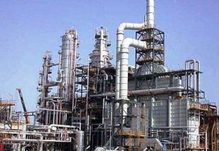 Turkmenistan's complex of oil refineries announces volume of produced polypropylene
