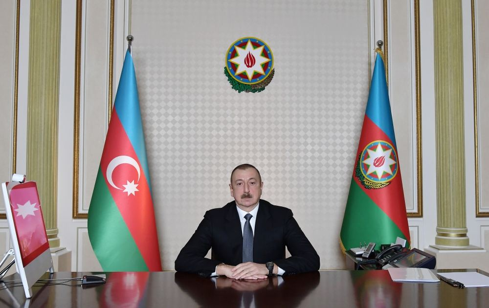 President Ilham Aliyev:  Main priorities for us during pandemic are people's health, their social protection and growth of economic activity in accordance with situation