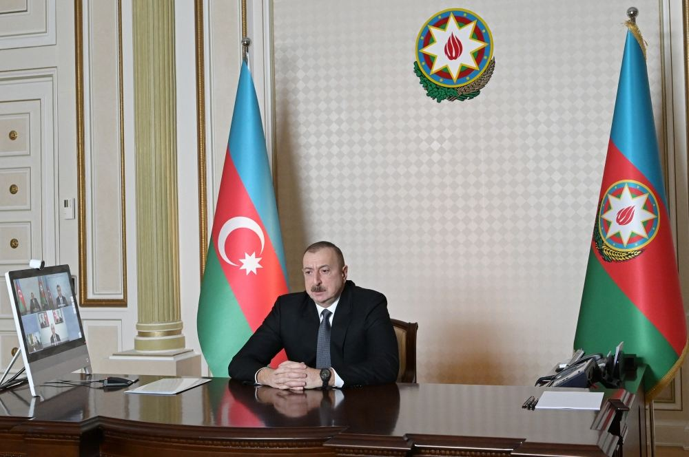 President Ilham Aliyev: I believe that extension of quarantine regime is the only right decision