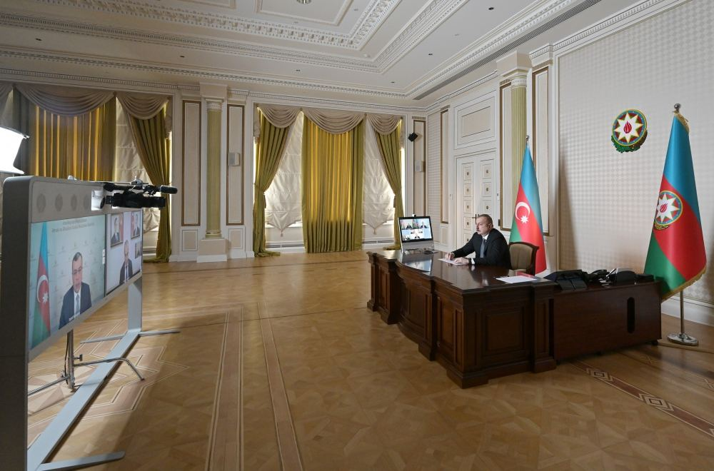 President Ilham Aliyev: Today we clearly see professionalism of our doctors