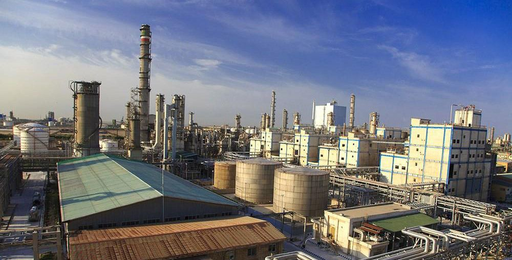 Refinery of Iran's SPGC being prepared for operation