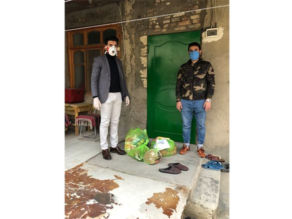 IT GRUP Azerbaijan renders assistance to low-income families