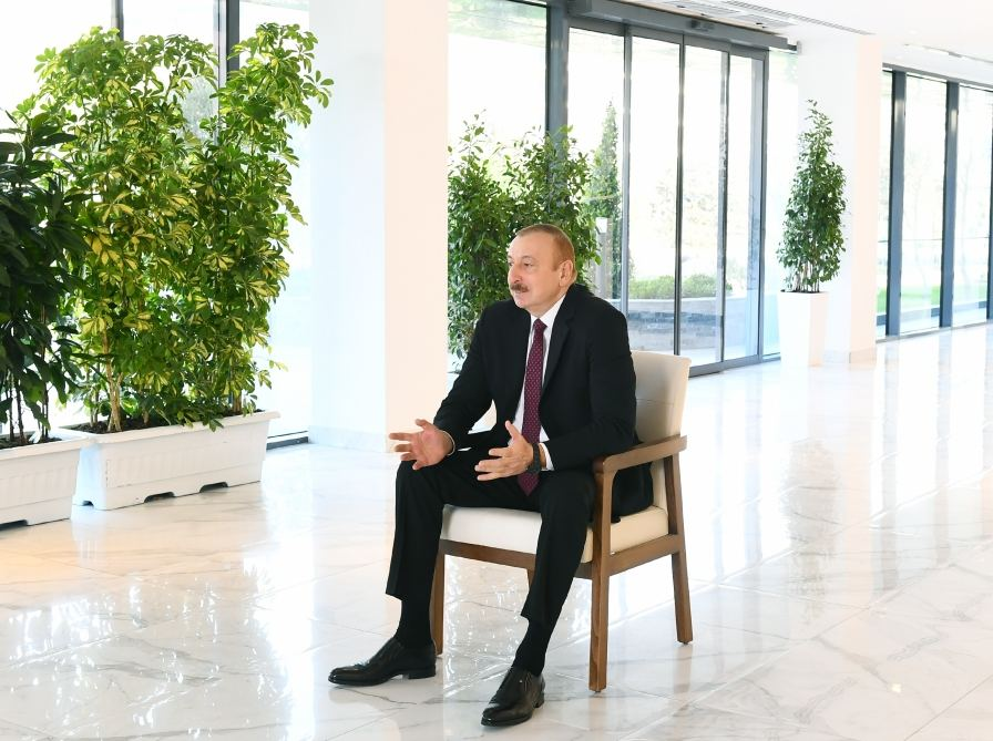President Ilham Aliyev: AzerEnergy has ambitious plans, and I believe that as a result of consistent policy, all of them will be implemented