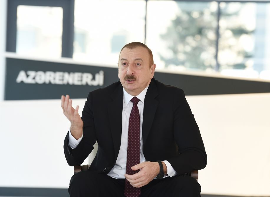President Ilham Aliyev: Any company interested in investing in Azerbaijan can submit its proposals and build new stations, invest and work with us