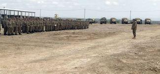 Осуществляется перевод вооружения и военной техники азербайджанской армии на летний режим эксплуатации (ФОТО/ВИДЕО) - Gallery Thumbnail