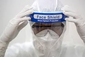 Georgia to export medical face shields
