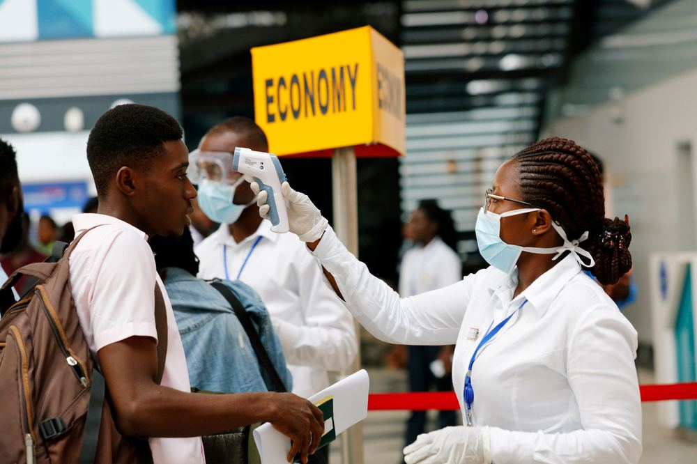 Africa's confirmed COVID-19 cases pass 2.49 mln: Africa CDC