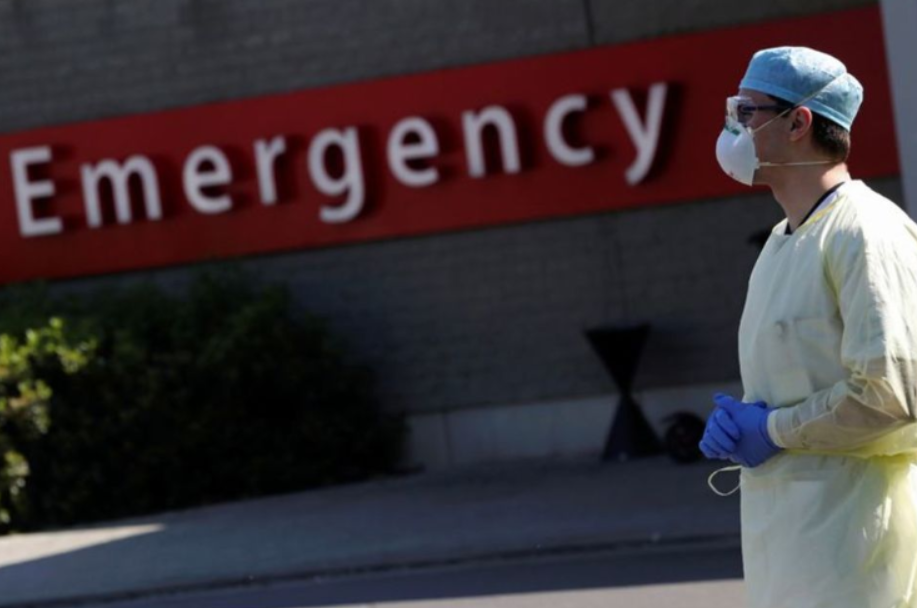 Belgian COVID-19 hospital entries at lowest since lockdown start
