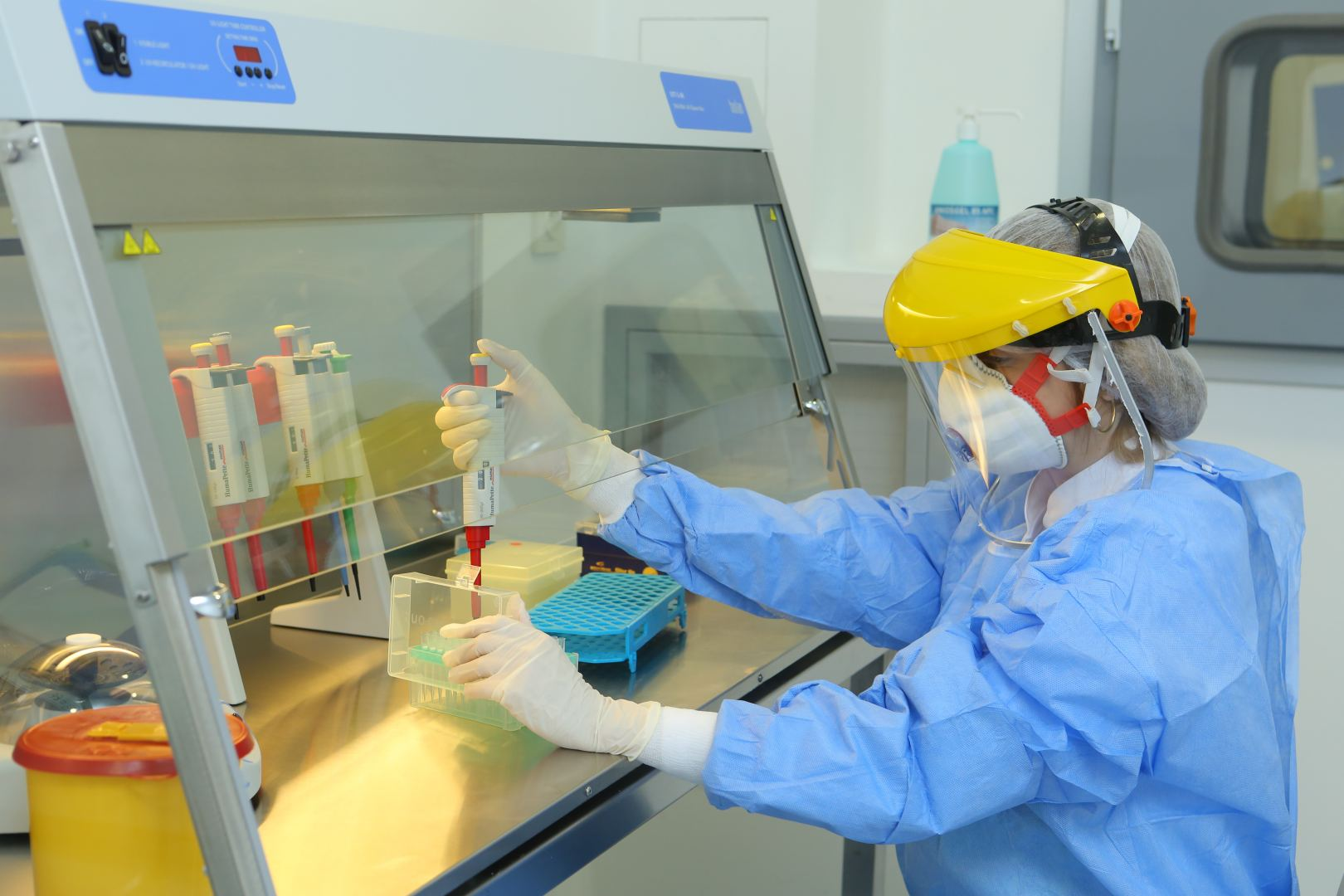Turkish Ministry of Health to set up medical laboratory through tender