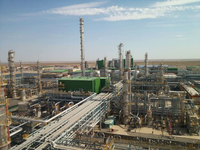 COVID-19 affects gas chemical complex construction in Kazakhstan