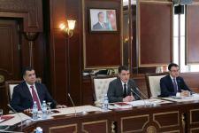 Комитет по правовой политике и госстроительству  Милли Меджлиса провел заседание (ФОТО) - Gallery Thumbnail