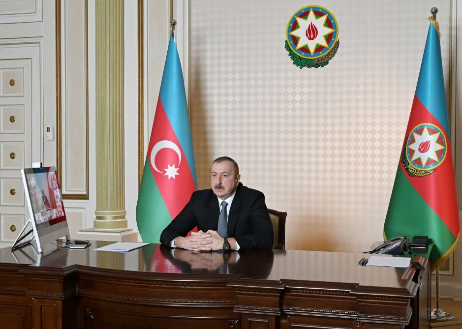 President Ilham Aliyev:  Current period for us is a time when we must increase spending and help vulnerable citizens and entrepreneurs