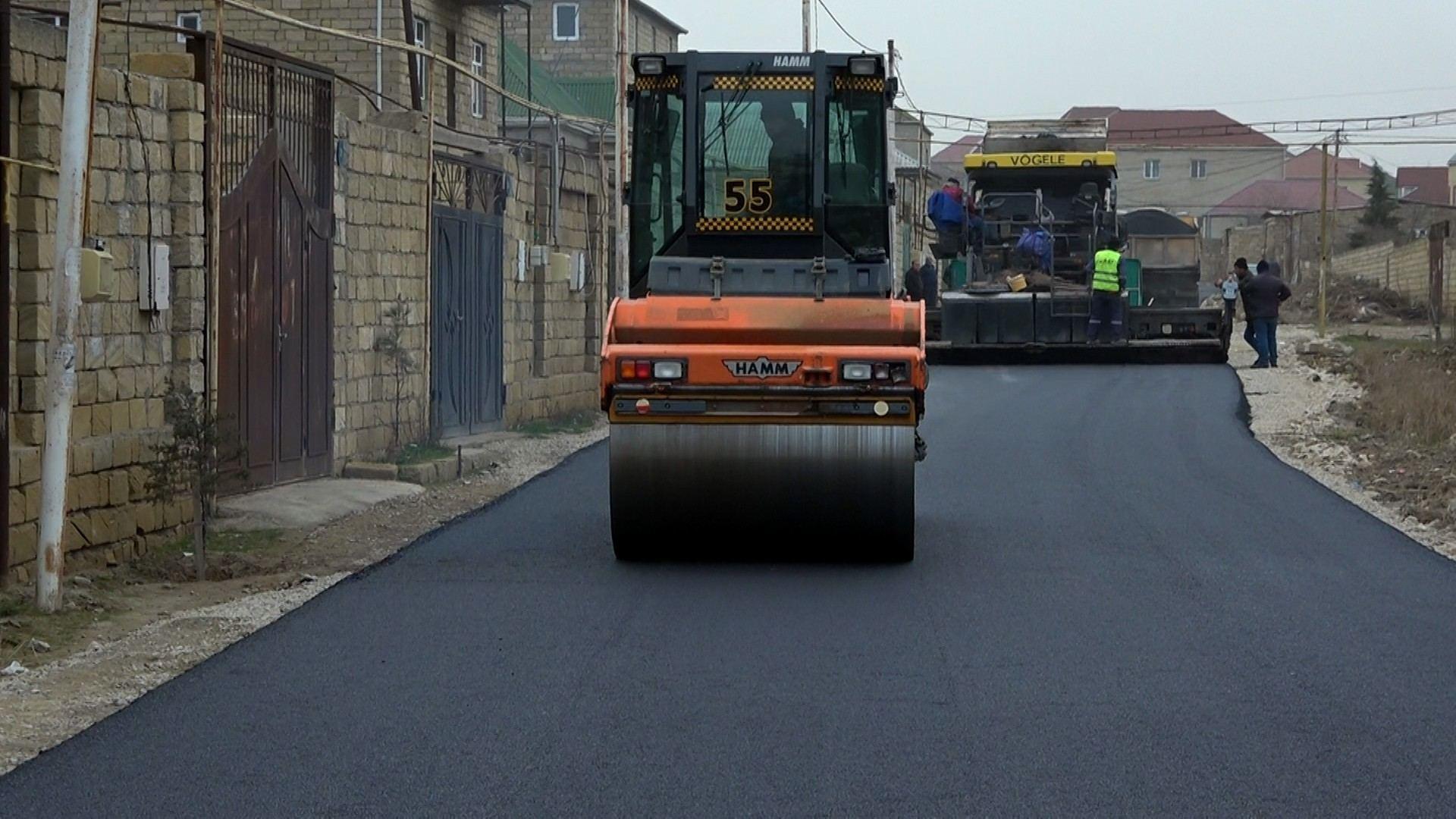 В Сумгайыте начался ремонт ряда улиц и дорог (ФОТО) - Gallery Image