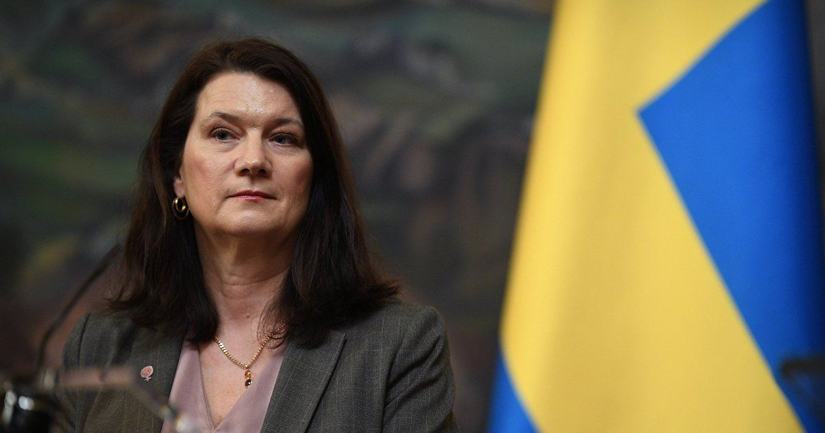 Swedish FM Linde visiting Georgia: Sweden is a strong supporter of Georgia's European future