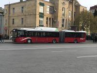 BNA ekspres xətlərə yeni avtobuslar buraxdı (FOTO) - Gallery Thumbnail