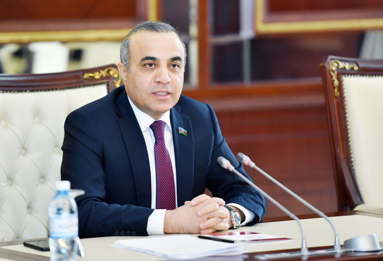 """MP: By holding so-called """"inauguration"""" in occupied Shusha, Armenians show how two-faced they are"""