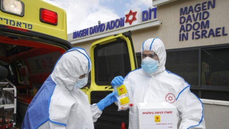Israel starts to use ambulance buses to evacuate COVID-19 patients