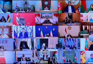 Online Summit of Non-Aligned Movement Contact Group adopts Declaration