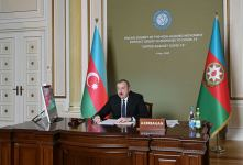 Initiated by President Ilham Aliyev, Non-Aligned Movement Summit held in format of Contact Group (PHOTO) - Gallery Thumbnail