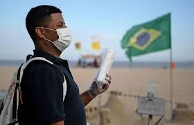 Brazil sees lowest one-day COVID-19 death toll in 12 weeks