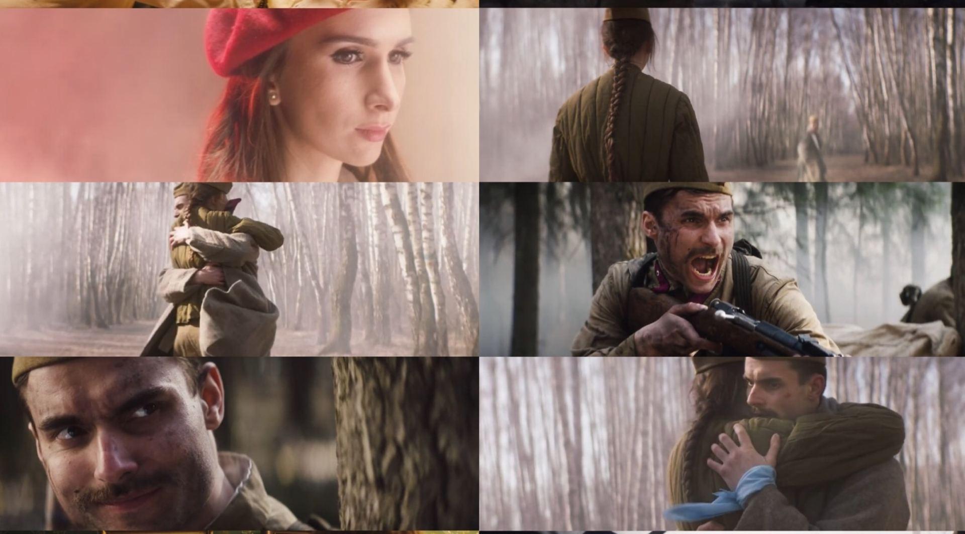 Эхо любви в честь юбилея Победы! Азербайджанка представила клип на хит Анны Герман (ВИДЕО) - Gallery Image