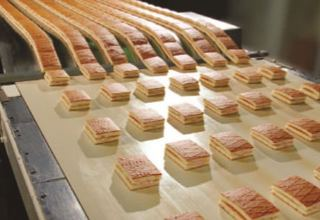 Azerbaijan's biscuit factory expands range of packaged products