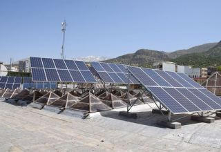 Construction of small solar power plant starts in Uzbekistan's Tashkent region