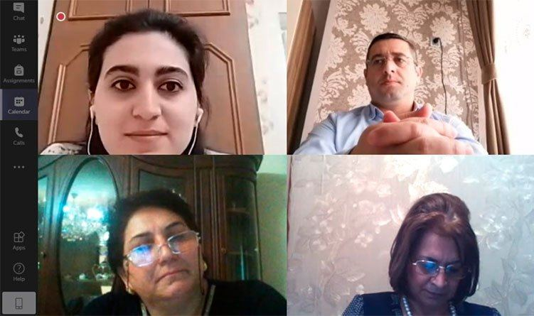 В регионах Азербайджана стартуют онлайн-собеседования для заключения с учителями бессрочных контрактов (ФОТО) - Gallery Image
