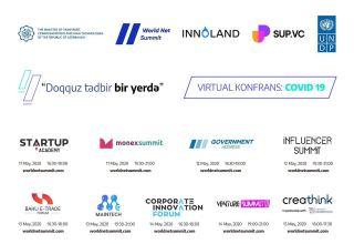При поддержке минтранспорта, связи и высоких технологий Азербайджана пройдет онлайн-конференция World Net Summit