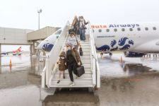 AZAL discloses number of Azerbaijani citizens returned to Baku via two charter flights from Istanbul (PHOTO) - Gallery Thumbnail