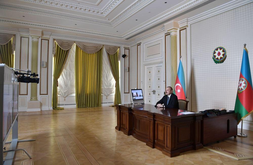 Prezident İlham Əliyev: Qoşulmama Hərəkatının Zirvə görüşünü həqiqətən tarixi görüş adlandırmaq olar