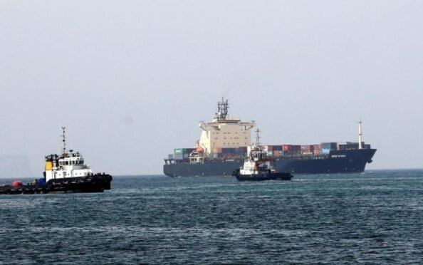 Iranian ships stuck in Suez Canal traffic jam - Shipping Companies Association of Iran