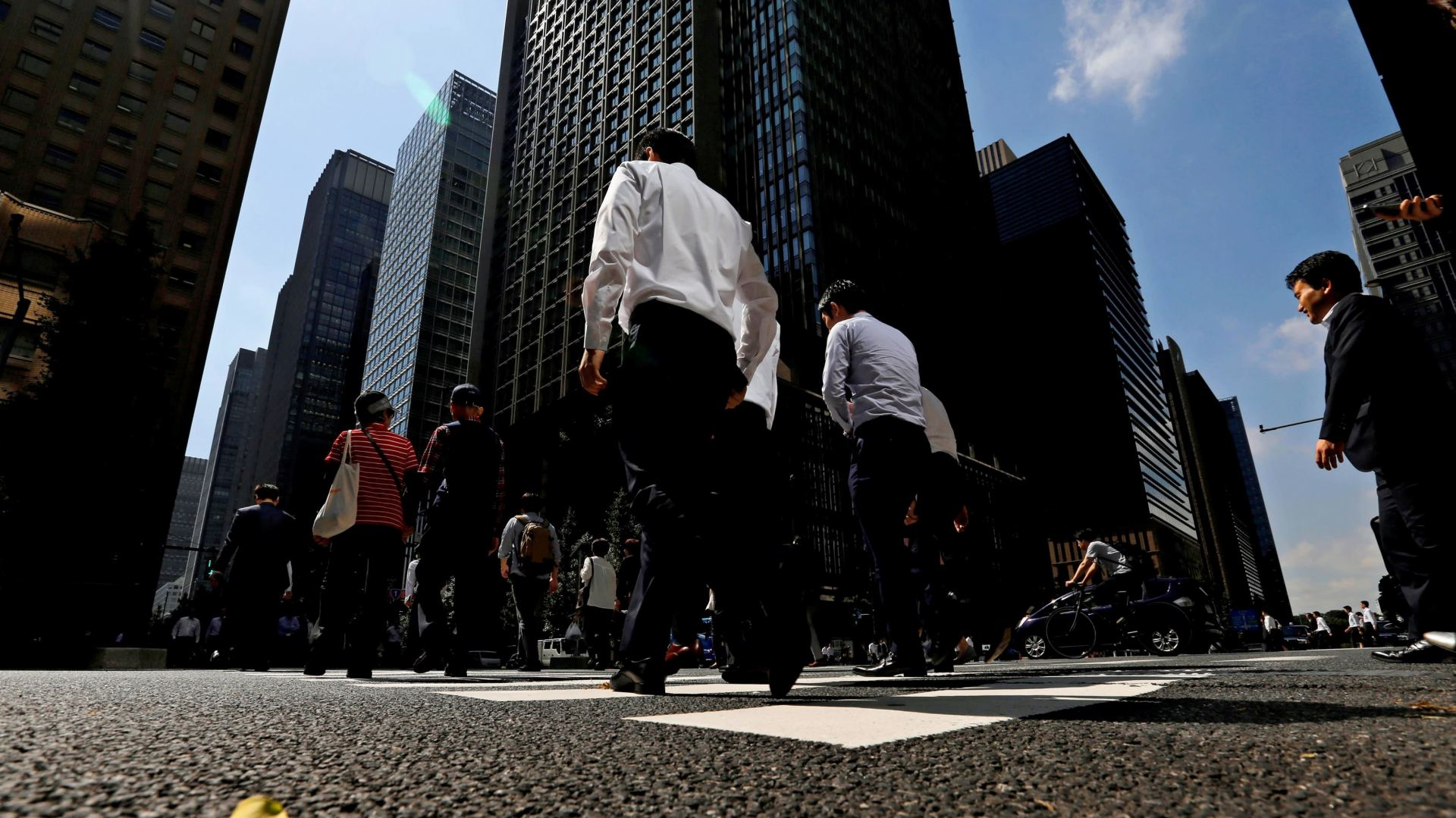 Japan businesses re-open as government eyes end to emergency measures in some regions