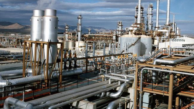 Petrochemical plant to be commissioned in Iran's Bushehr Province