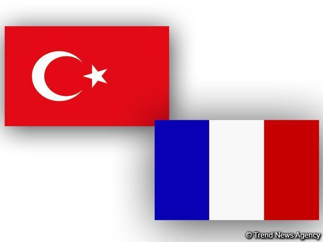 Turkey's export of defense products to France shows decline