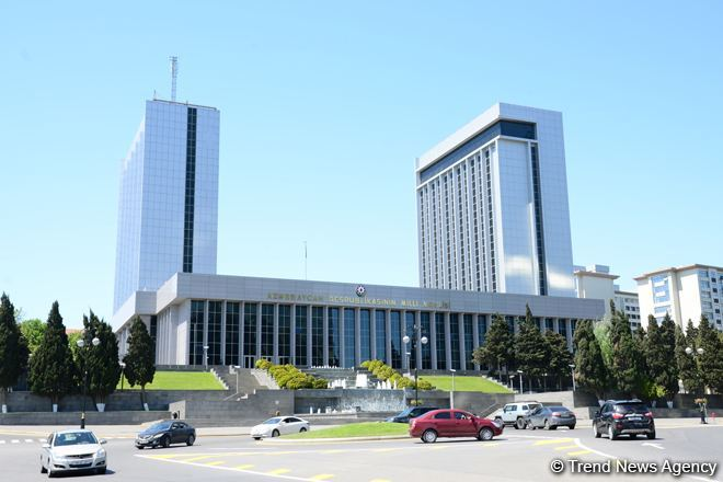 Azerbaijani parliament condemns resolution adopted by French Senate