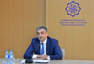 Рамин Гулузаде: Обсуждается концепция для интеграции всех smart-систем страны (ФОТО)