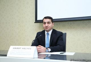 Hikmat Hajiyev: It's time to take global action and global responsibility
