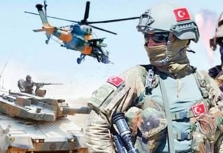 Kazakhstan's import of Turkish defense products heavily down