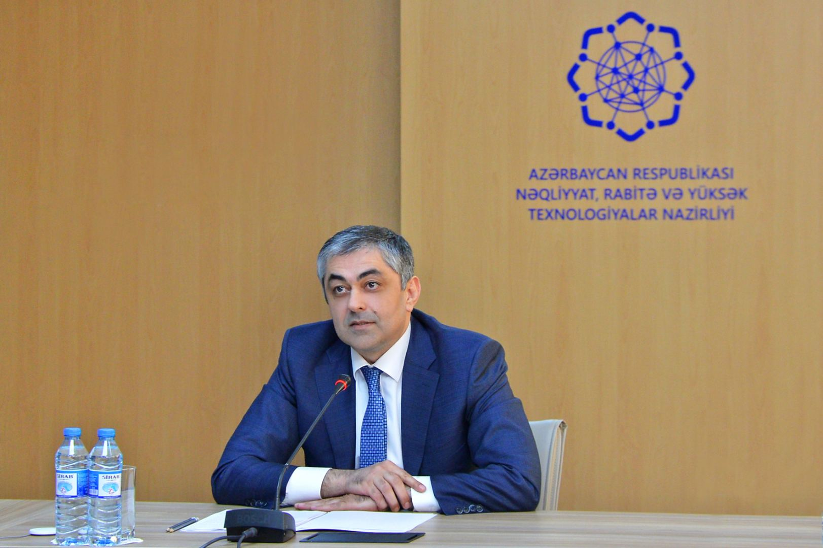 Minister: Concept for integration of all Azerbaijani smart systems under discussion (PHOTO) - Gallery Image