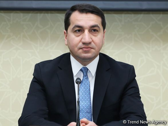 Hikmat Hajiyev: Armenia's impunity for aggressive actions encourages it for further military adventures (VIDEO)