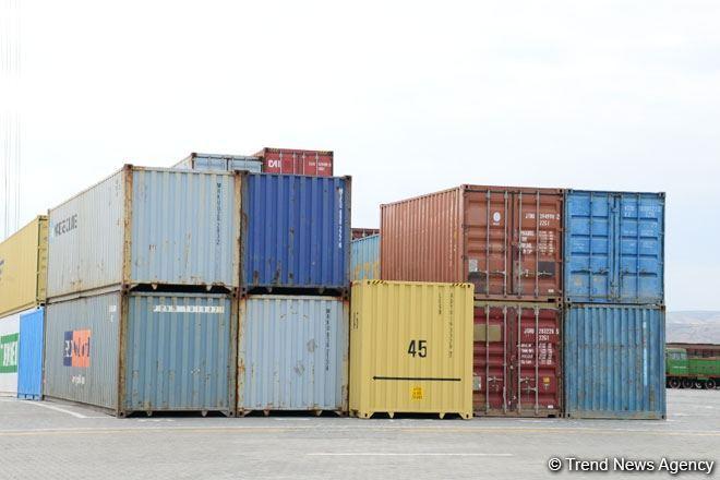 Долевое участие США в общем импорте Азербайджана увеличилось