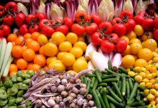 Fruits and vegetables export in Uzbekistan decrease