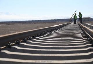 Iran's Chabahar-Zahedan railway's sections to be put into operation