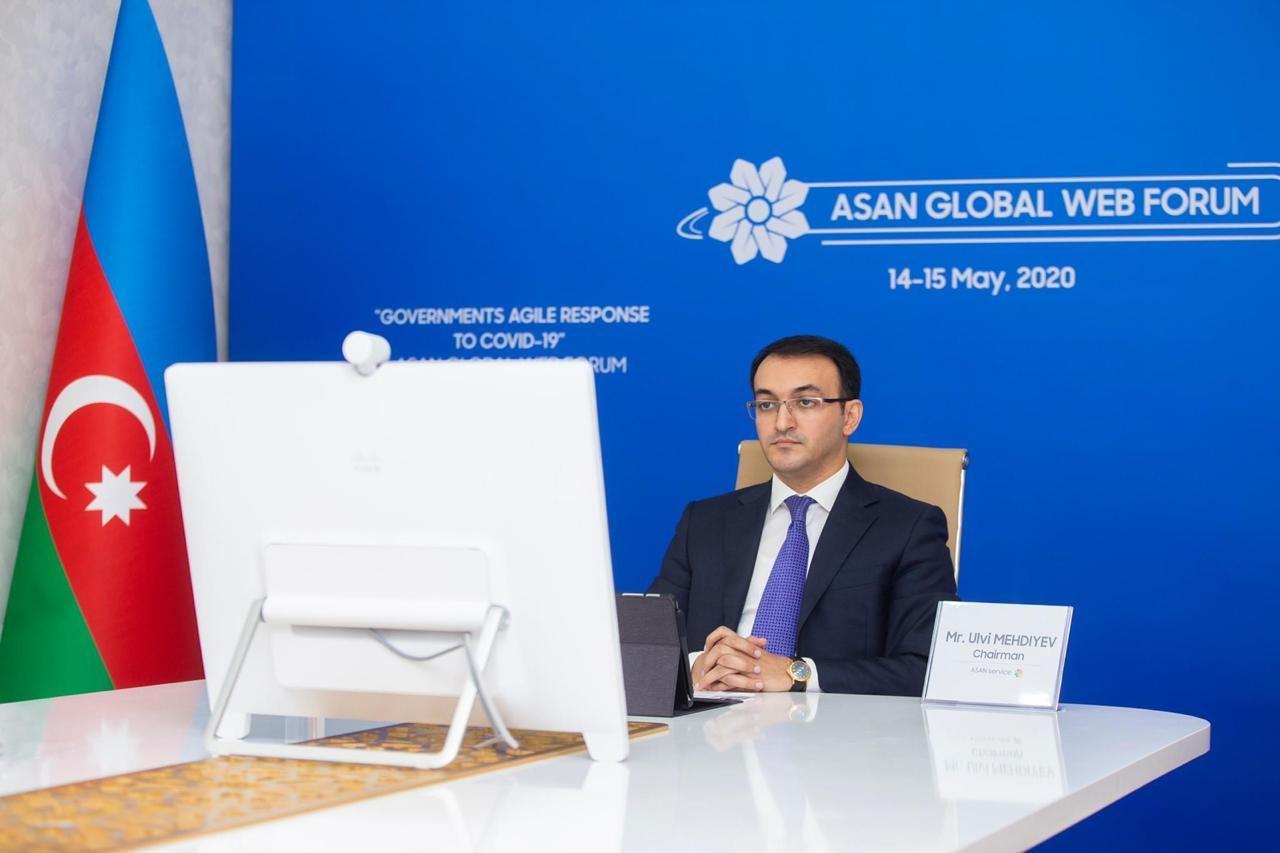 ASAN Qlobal Veb Forum işə başladı (FOTO)