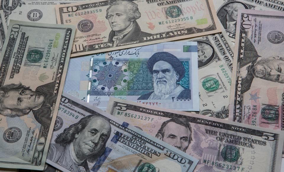 Iranian currency rates for December 3