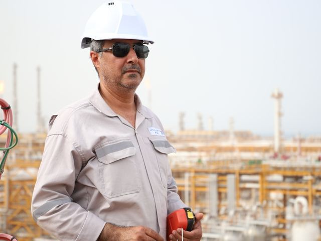 Iran's South Pars Gas Company completes repair work at processing plant