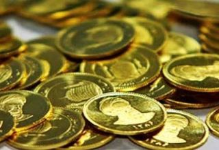 Bahar Azadi gold coin price rebounds in Iran