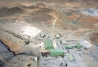 Iran's Esfordi Phosphate Industrial & Mineral Complex's increases concentrate production