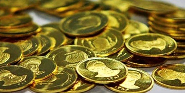 Iran's Bahar Azadi gold coin price rebounds